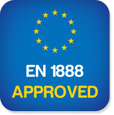 Spĺňa európsku normu pre detské kočíky.
