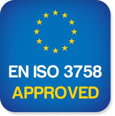 Spĺňa európsku normu pre textílie - symboly ošetrovania