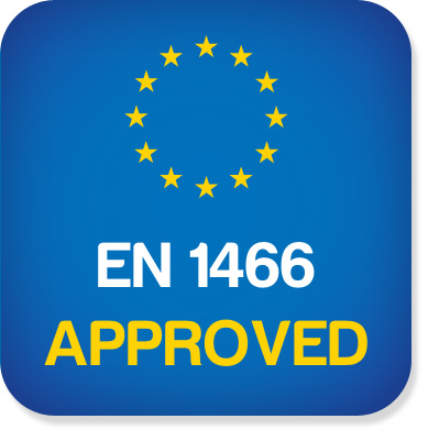 Spĺňa európsku normu pre hlboké kočíky.